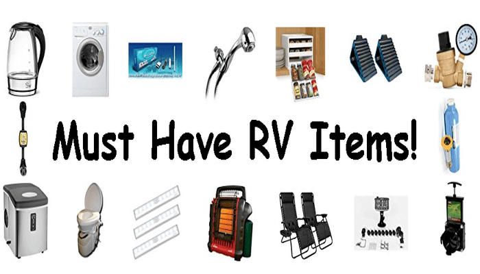 RV gadgets everyone wants!