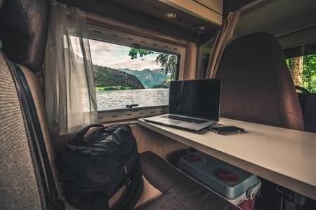 WiFi makes it easy to stay connected while RVing