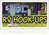 Connecting your RV to water, sewer & electric